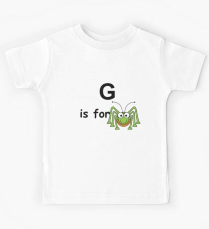 G is for ...V3 Kids Tee