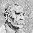 Fingerprint - Hombre - Black ink by nicolasjolly