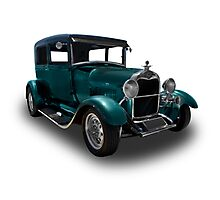 Ford - 1928 Model A Coupe - Stock Photographic Print