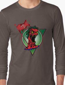 Zombie King Long Sleeve T-Shirt