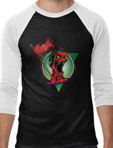 Zombie King Men's Baseball ¾ T-Shirt