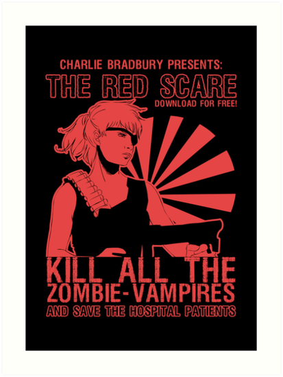 The Red Scare (1) by KanaHyde