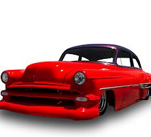 Ford - 1954 Coupe by axemangraphics