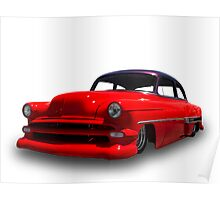 Ford - 1954 Coupe Poster