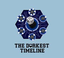 The Darkest Timeline Womens T-Shirt