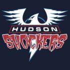Hudson Shockers Alternate by VortexDesigns