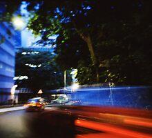 Fast/Blur - Lomo by Yao Liang Chua