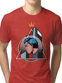 Hero King  Tri-blend T-Shirt