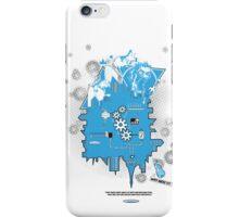 Futuristic  iPhone Case/Skin
