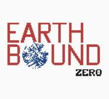Earth Bound Zero Logo by Studio Momo╰༼ ಠ益ಠ ༽