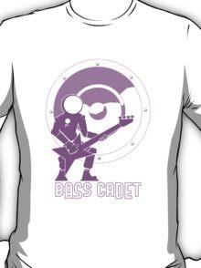 Bass Cadet with Speaker Amp Moon T-Shirt