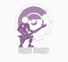 Bass Cadet with Speaker Amp Moon Unisex T-Shirt