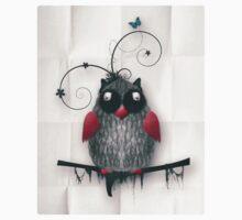 Little Owl Kids Tee