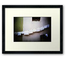 Low & Wet - Lomo Framed Print