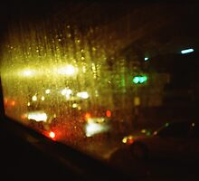 Raindrops Keep Falling - Lomo by chylng