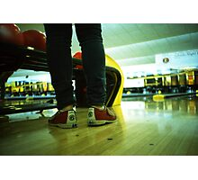 These Shoes Are Meant For Bowling - Lomo Photographic Print