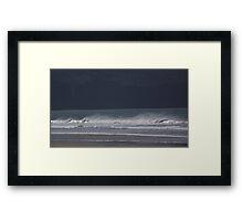 Woolacombe Beach Framed Print