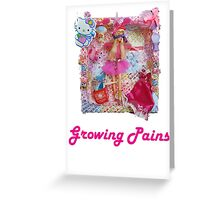 Growing Paints Part 1(Text Variant) Greeting Card