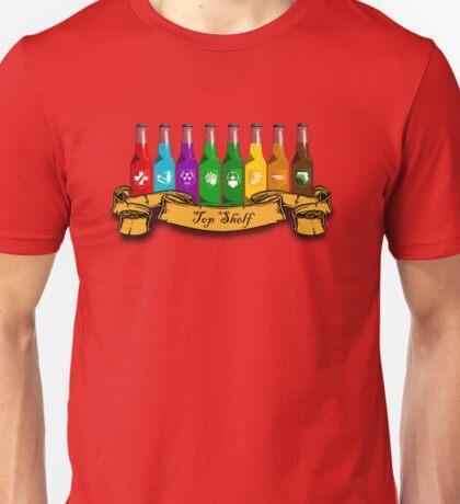 Top shelf Unisex T-Shirt