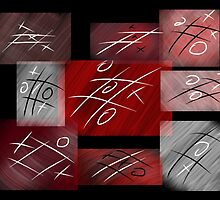 Noughts and Crosses by Rob Hawkins