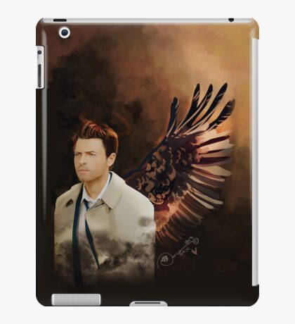 ANGEL iPad Case/Skin