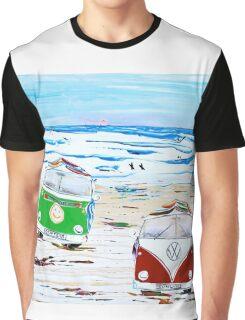 Kombi Van Crew Graphic T-Shirt
