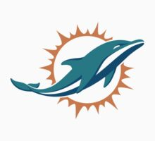 Miami Dolphins - New Logo by PrivateP