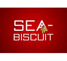 Sea-Biscuit Photographic Print