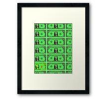 Money Print | FreshTS Framed Print