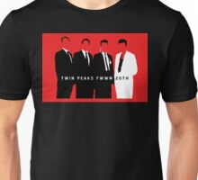 Twin Peaks - The Agents Unisex T-Shirt