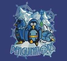 Penguinators by stephenb19