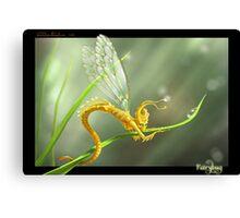 Fairy Bug Canvas Print