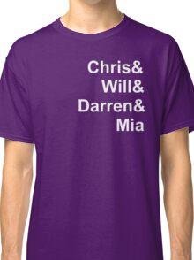 For willsherod Classic T-Shirt