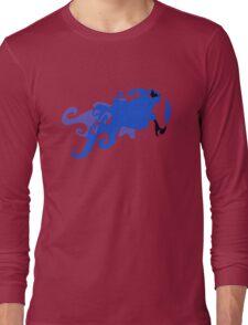 Luna Simplistic Long Sleeve T-Shirt