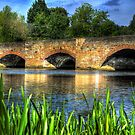 islip bridge by clayton  jordan