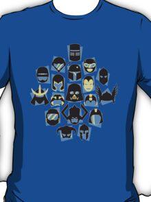 Helmets T-Shirt