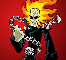 Ghost Rider by AngelGirl21030
