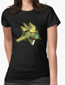 The Complex Alien Which We Call Probe Womens Fitted T-Shirt