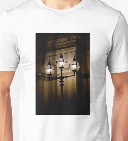 0167 Exhibition Lights T-Shirt