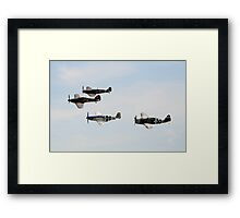 Eagle Squadron Tribute Formation Framed Print