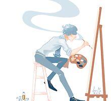Artist! Sherlock 1 by Voodooling