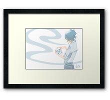 Artist! Sherlock 2 Framed Print