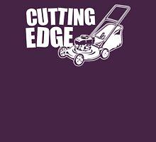 Cutting Edge (White Print) Unisex T-Shirt