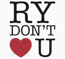 RIYADH DON'T LOVE YOU by xamoshi