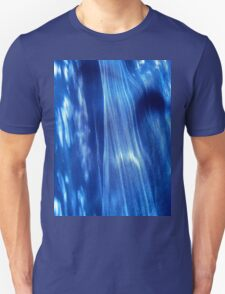Blue Abstract Tee #3 T-Shirt