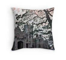 Collinwood of Dark Shadows (Lyndhurst Castle) Throw Pillow