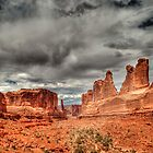 Arches National Park - Wall Street by deserttrends