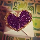 Sparkly Heart by bethscherm