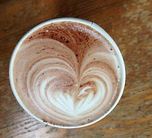 Hot Chocolart by AmishElectricCo