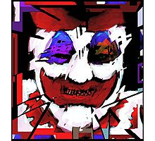 John Wayne Gacy Art Photographic Print